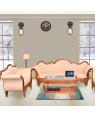 Traditional Solid Wood  Rajasthani Sofa Set