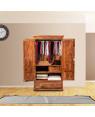 Solid Wooden Avilys Carbin Wardrobe