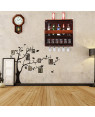 Wooden Wall Hanging Design Bar