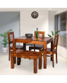 Paul Solid Wood Dining Table