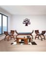Solid Zeus Sheehsham Sofa set