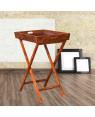 Sheesham Wood Folding Tray
