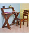 Royaloak Mac Study Desk in Sheesham Wood Table