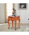 Solid Wood Sheesham Flair Design Peg Table