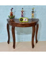 Solid Wood Furniselan D Console Table