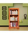 Solid Wood Small Jali Bookshelf