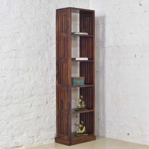 Solid Wood Hamlin  Wooden Bookshelf