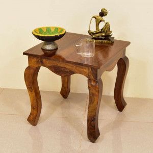 Alanzo Wooden Plain Top Peg Table