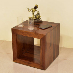 Solid Wood Chokor Holl Adolph Sheehsam Peg Table