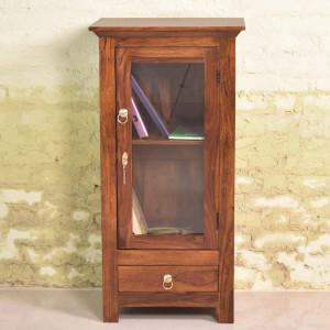 Solid Wood Valentina Ladder Book Shelf
