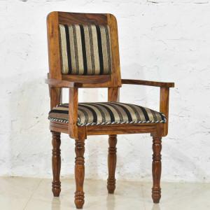 Peshtigo Solid Wood Arm Chair and Office Table Chair