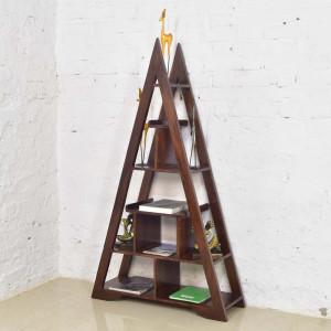 Sheesham Wood Book Shelf