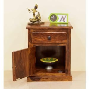 Solid Wood Nina Bedside Table