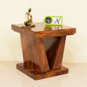 Acropolis Solid Wooden Peg Table