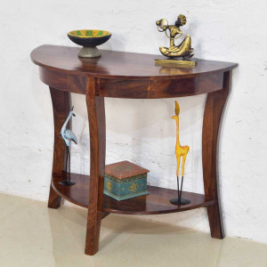 Solid Wood Furniselan Duble Console Table