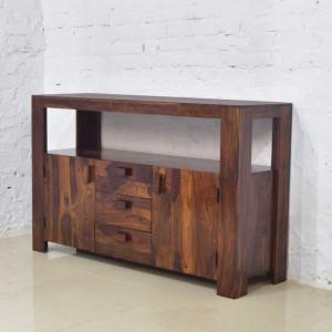 Sheesham Louis Solid Wood Sideboard