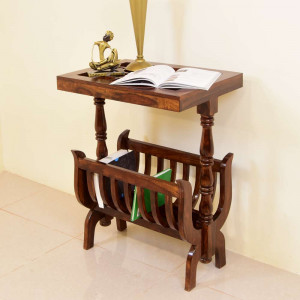 Solid Wood Segur Console Table