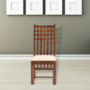 Wooden Chairs क र स Buy Solid Wood Chairs Online India