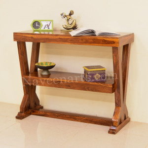 Sheesham Solid Wood Siramika Console Table