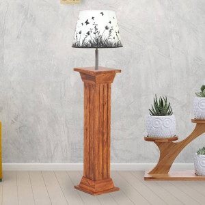 Solid Wooden Lamp stand