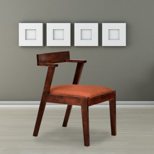 Solid Wood Pancy Dining Table and Chair