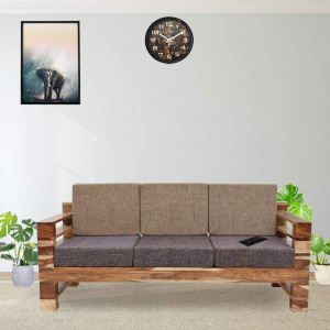 Stigen Solid Wood Sofa set