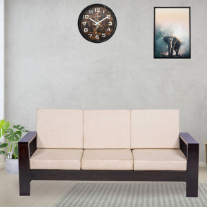 Mariche Sheesham Wood Sofa set