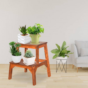 Solid Wood Coco Small Wooden Stool