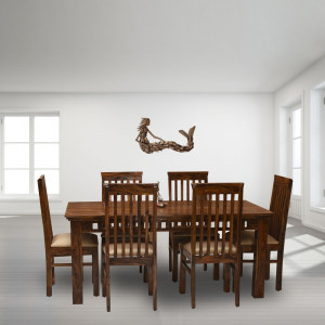Solid Wood Mcbeth Design Dining Table