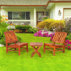 Sheesham Wood Chairs For garden